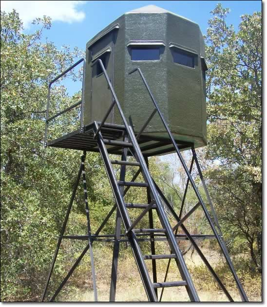 Texas Deer Stands Is The World S Leading Deer Blind