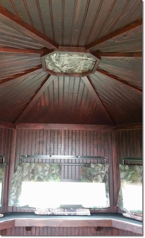 8x8 Insulated Blind Ranch King Blind From Southern Stands