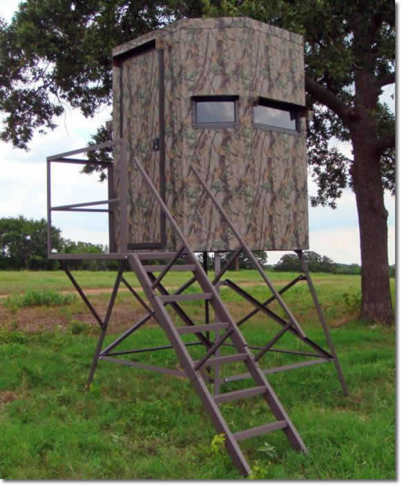 Ranch King Feeders Southern Stands