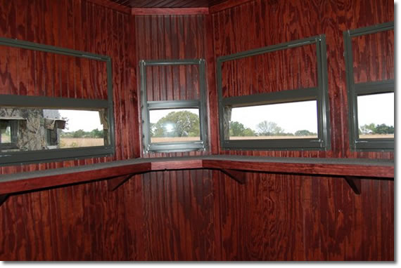 Ranch King Insulated Blind